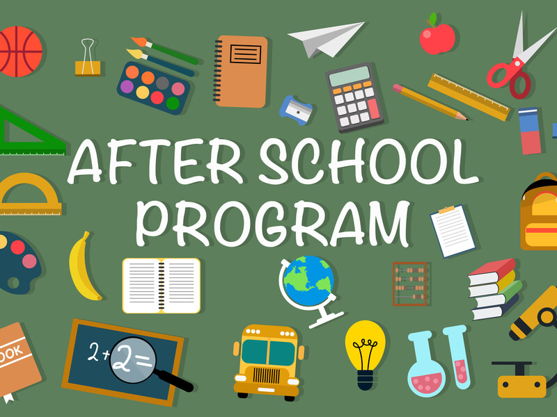 after school programの文字