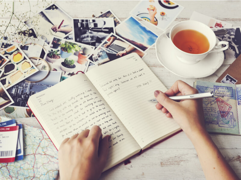英語日記が英語学習におすすめの理由