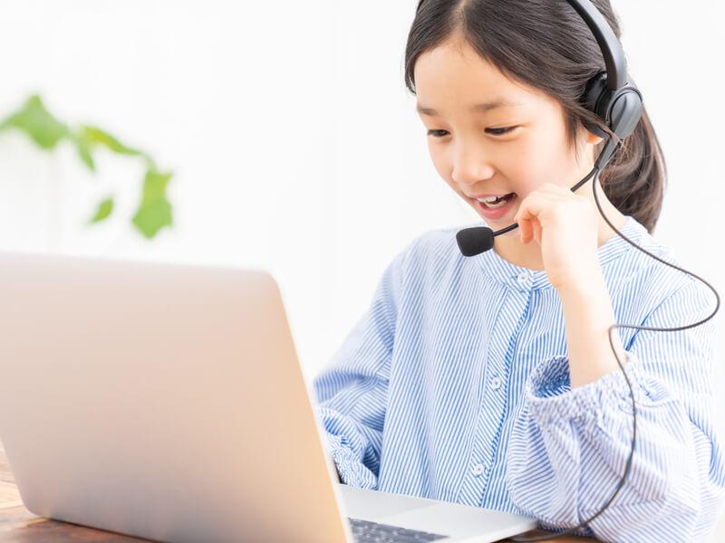 子供におすすめのオンライン英会話