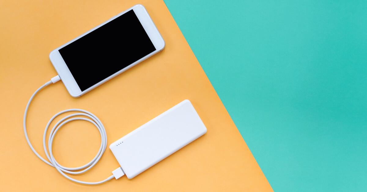 小型モバイルバッテリー20選! 便利な人気商品をご紹介