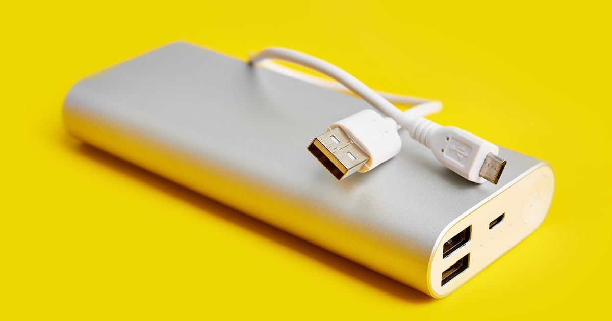 パソコン用モバイルバッテリーを選ぶポイント7つ