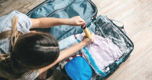 衣類圧縮袋おすすめ20選!旅行の荷物整理に持っていきたい定番アイテム