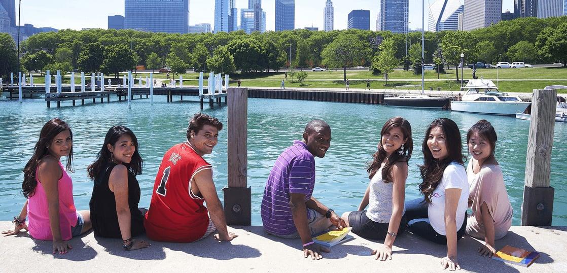 Kaplan International English, Chicago