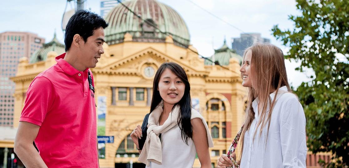 Kaplan International English, Melbourne