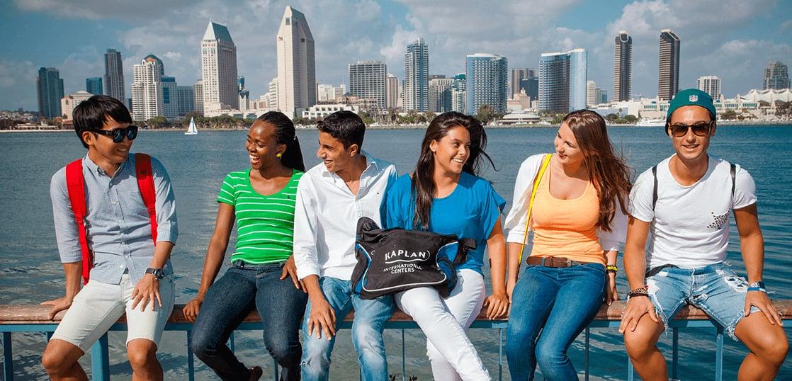 Kaplan International English, San Diego