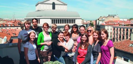 Sprachcaffe Academia Madrid Plus.S.L