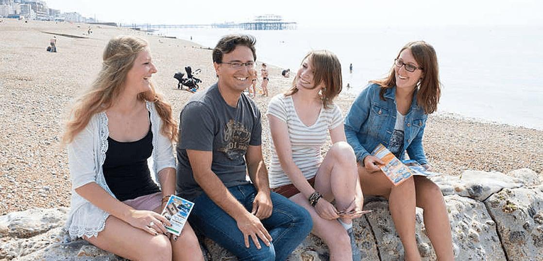Sprachcaffe Languages Plus, Brighton