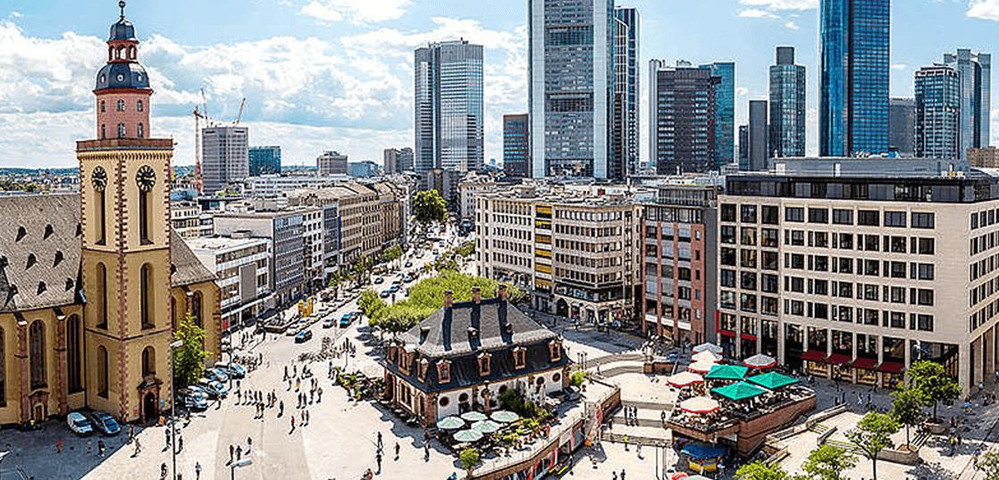 Sprachcaffe Languages Plus, Frankfurt