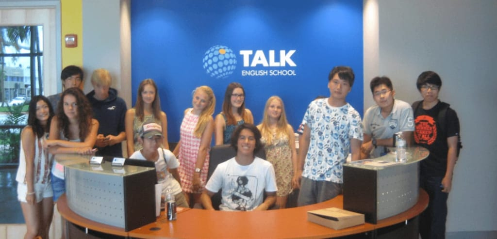 TALK English Schools, Miami-6