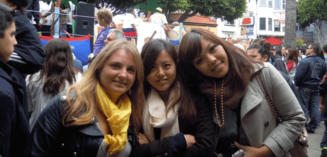 TALK English Schools, San Francisco