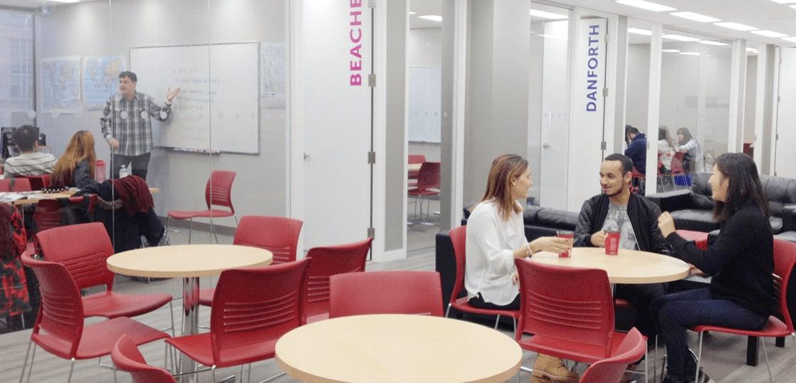 Tamwood Language Centres, Toronto