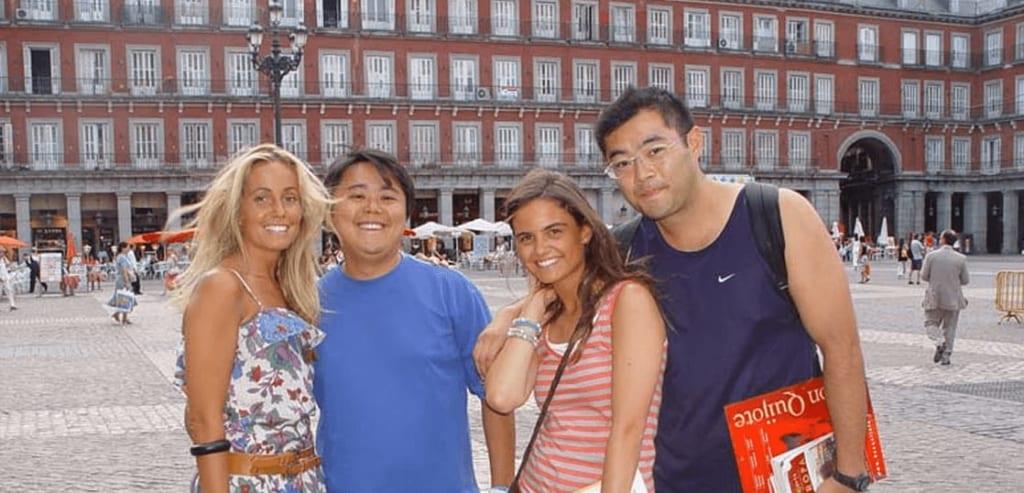 don Quijote, Madrid-2