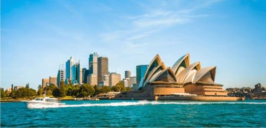 オーストラリアってどんな国?気候や時差、服装や留学事情について
