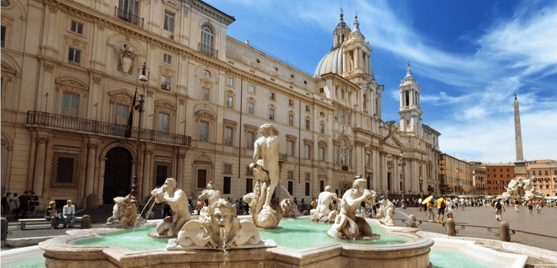 イタリアってどんな国?気候や時差、服装や留学事情について