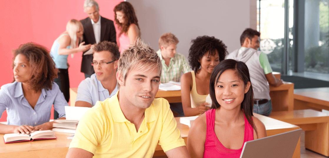 語学学校ってどんなところ?1日の過ごし方やアクティビティ、校内設備など