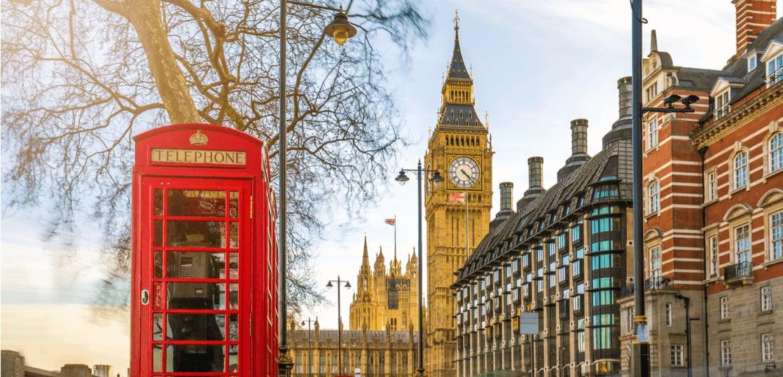イギリスで留学先を探す