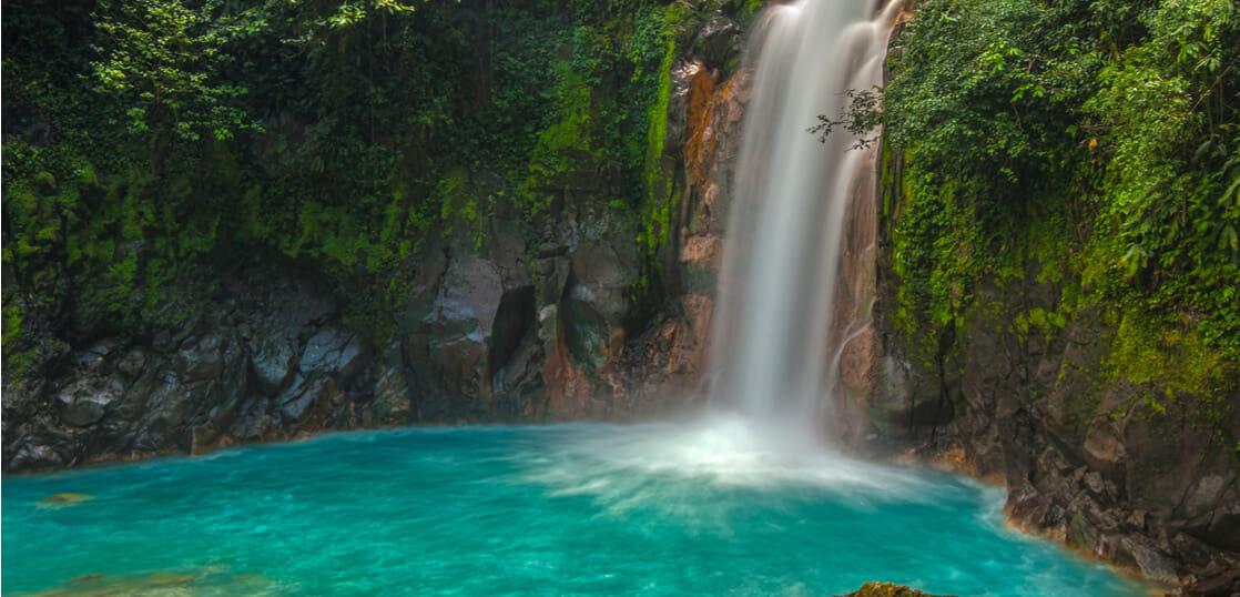 コスタリカ自然