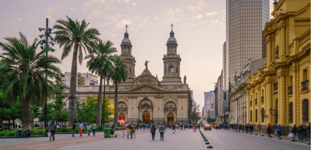 サンティアゴ・デ・チレ