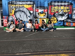 【夏のジュニア体験レポート】ニュージーランドのオークランドにあるDominion English Schools(ドミニオン・イングリッシュ・スクールズ)へ留学-10