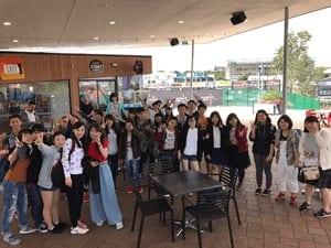 【夏のジュニア体験レポート】ニュージーランドのオークランドにあるDominion English Schools(ドミニオン・イングリッシュ・スクールズ)へ留学-13