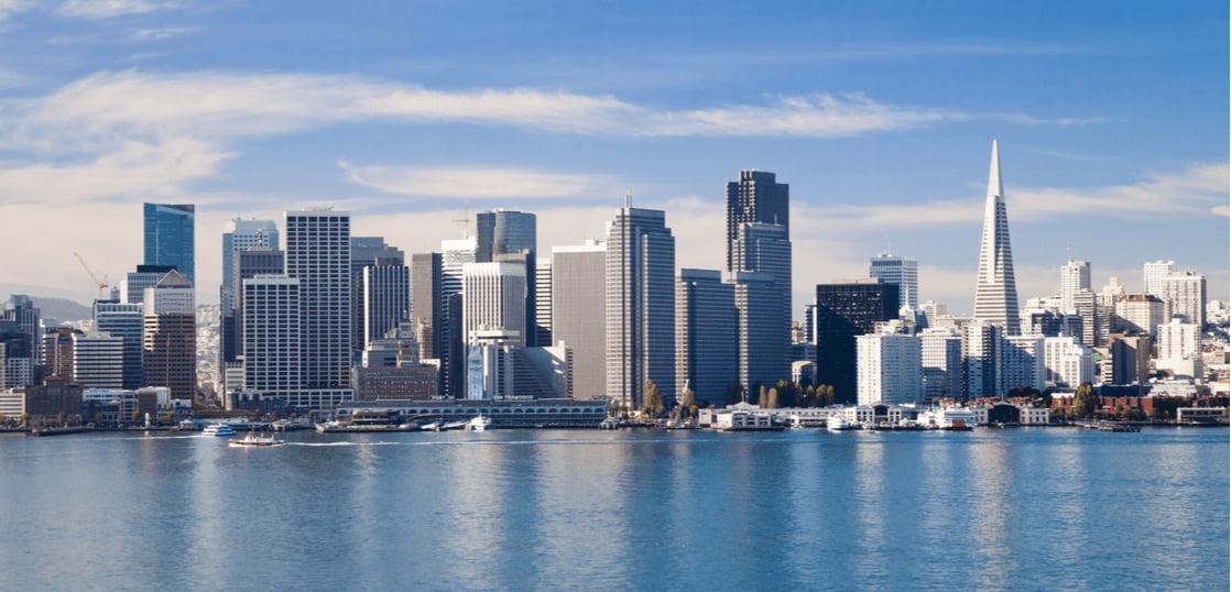 サンフランシスコの街