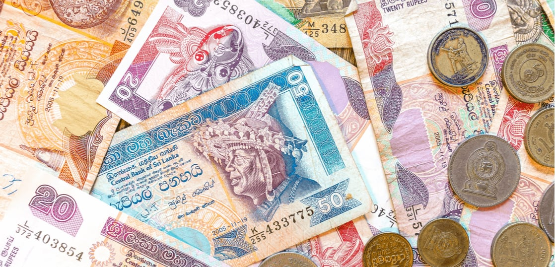 スリランカ通貨