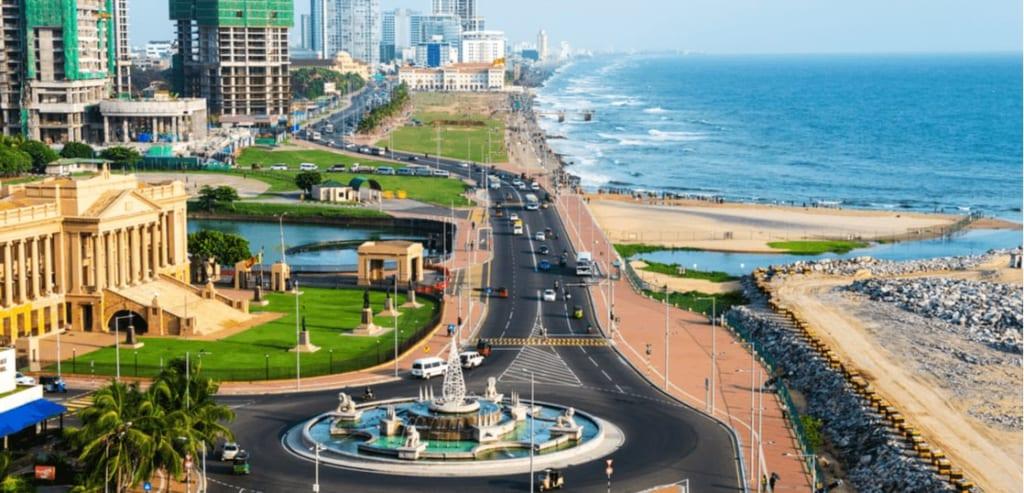 スリランカ風景