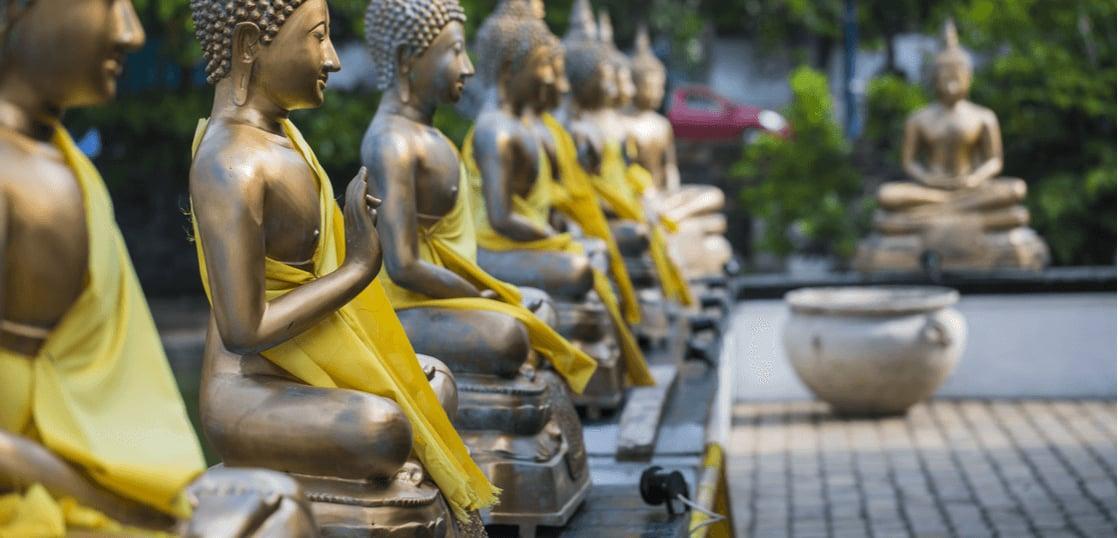 スリランカ仏教