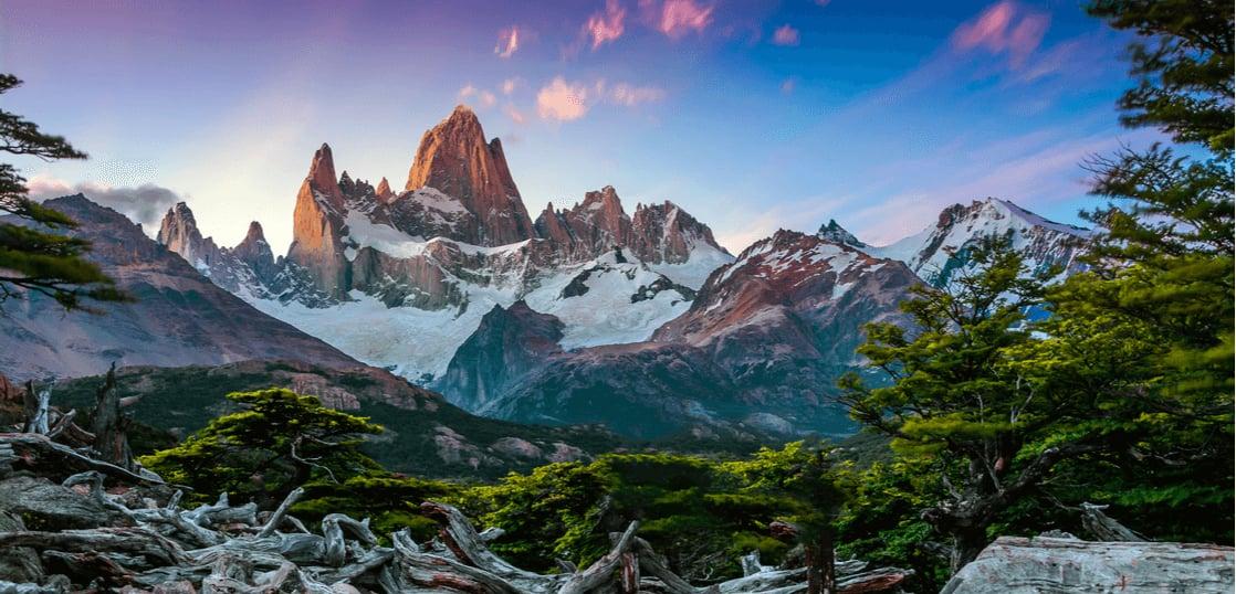 アルゼンチン山岳地帯