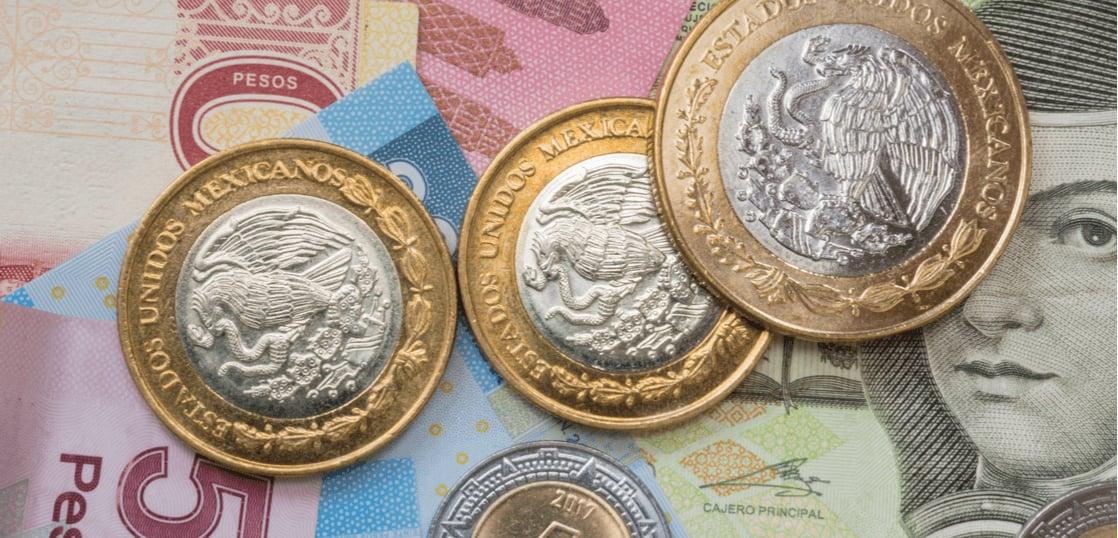 メキシコ通貨