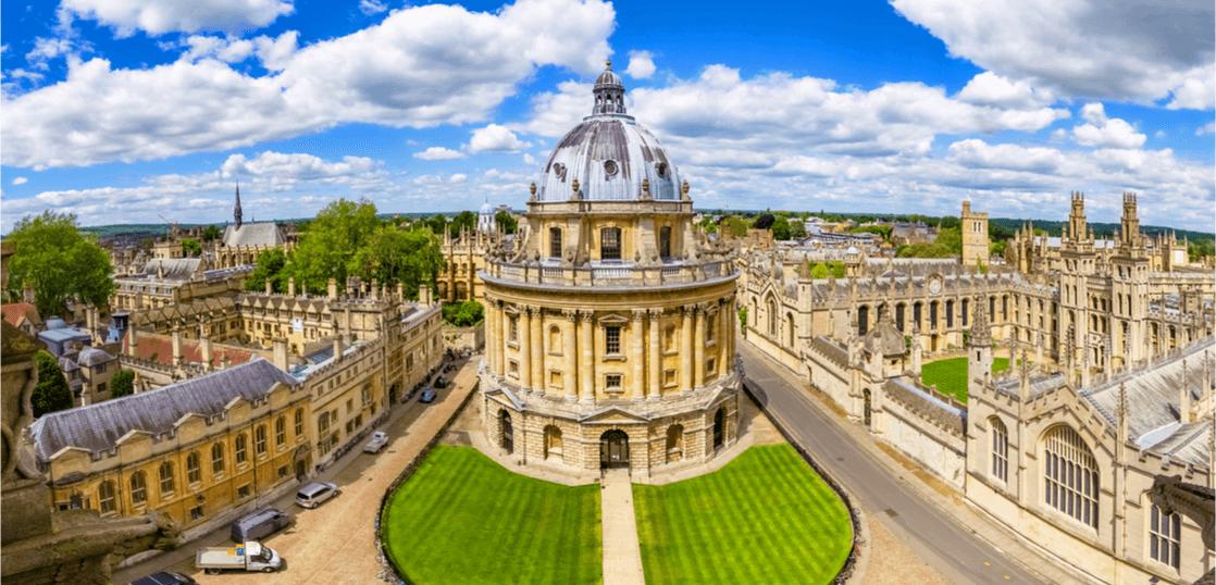 オックスフォード留学