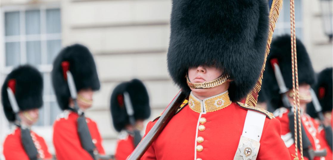ロンドン衛兵